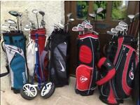 BEGINNER Golf Clubs Starter Sets & Free ADVICE