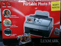 Lexmark Portable Photo Printer
