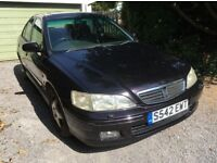Honda Accord - 12 MONTHS MOT - 1999 2.0i vtec SE Executive 5dr - Auto Black sunroof, leather seats