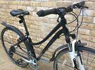 16 inch Trek Neko lightweight aluminium Hybrid Comfort Bike ladies woman road Bike