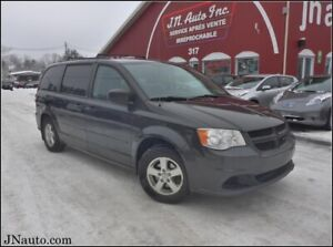 2012 Dodge Grand Caravan Stow n Go, SXT, Bluetooth