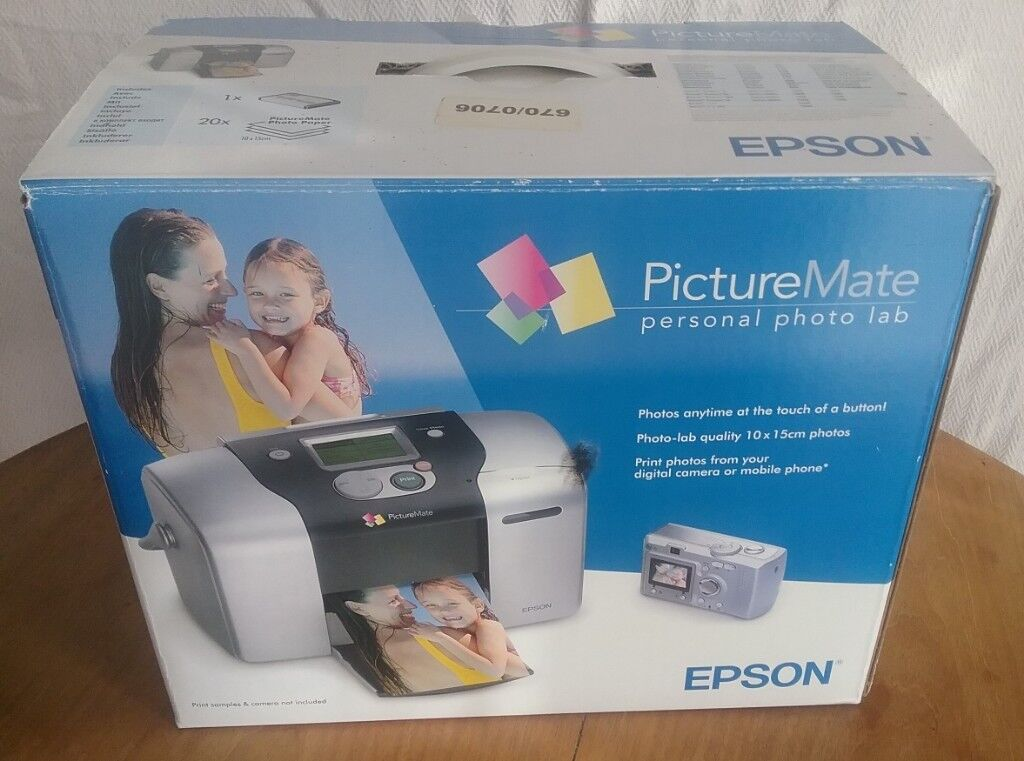 Epson Picturemate Photo Printer In North Walsham Norfolk Gumtree
