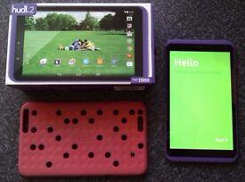 Tesco Hudl2 Tablet (Purple)