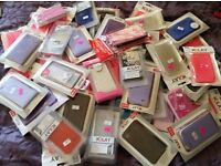 47 new Iphone 4/4s phone cases + 1 sony xperia phone case all new