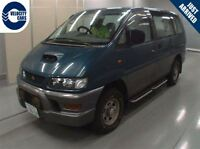 1997 Mitsubishi Delica Space Gear 4WD Diesel 110K's NO ACCDNT 1  Vancouver Greater Vancouver Area Preview