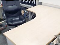 Office desk with Pedestal FREE DELIVERY