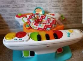 ****Fisher-Price 4-in-1 Step 'N Play Piano Excellent Condition****