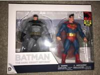 Dc Collectables batman 2 figure new pack