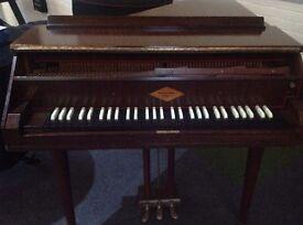 Harpsichord by William de Blaise
