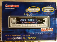 Car Stereo MP3 with RDS PLL Tuner