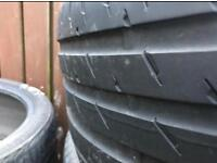 245/40/17 CONTINENTAL CONTI SPORT 3 WITH 4MM TREAD ONLY £25