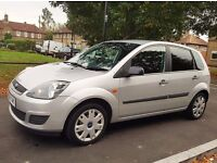 2008 Economic Ford Fiesta SILVER