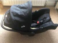 Joie Juva Classic Child Seat and I Base
