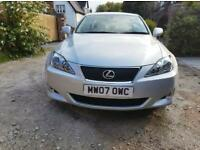 Lexus IS250 2007 automatic (low milage)