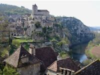 Rent a holiday traditional farmhouse in the south of France, near Rocamadour & the Dordogne riviera