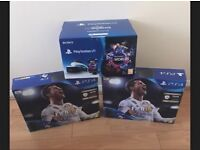 PS4 with FIFA 18 NEW