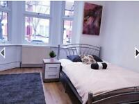 Ensuite double room for couples or single occupancy including bills