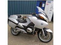 BMW R1200RT, WE BUY BIKES UPTO 10 YEARS OLD, 150 bikes in stock!