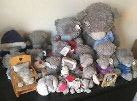 Me to you bear collection open to offers