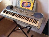 Yamaha P5R-275 Electronic Keyboard AS new