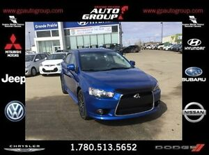 2015 Mitsubishi Lancer SE AWC | All the Bells and Whistles