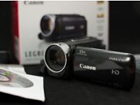 Canon Camcorder with Wifi