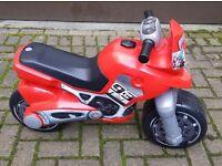 Motorbike Molto Cross