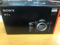 Sony a7sII (ILCE-7SM2) Mirrorless Digital Camera