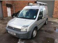 Ford transit connect high top lwb