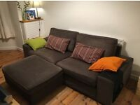Great IKEA Kivik three-seater sofa for sale
