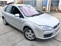 2006 FORD FOCUS AUTOMATIC 2.0L PETROL GREAT CONDITION WITH HISTORY & MOT