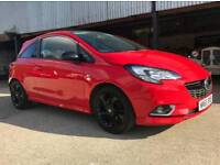 2016 Vauxhall Corsa Limited Edition 1.4 Petrol 100Bhp