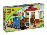 Lego duplo horses stable 5648