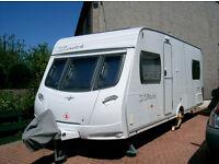 Lunar Zenith EB Lightweight Touring Caravan