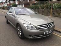 Mercedes cl500 auto coupe petrol
