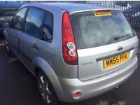 2005 Ford Fiesta 1.2 Zetec with Full Service History