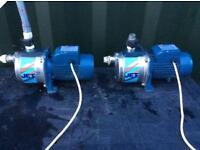 Pedrollo Jet x2 6 bar Water Booster Pump