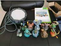 Skylanders: Spyro's Adventure (Xbox 360) Complete With Portal And Figures