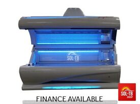 Sunbed Ergoline 700 Classic Limited Edition Breeze-Mist, Air Con... ,Audio ,Mp3