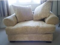RAFT Lincoln 1.5 sofa excellent condition