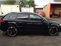 Audi A3 Special Edition 1.6 . Replica . S3 . Golf . Bmw . R32