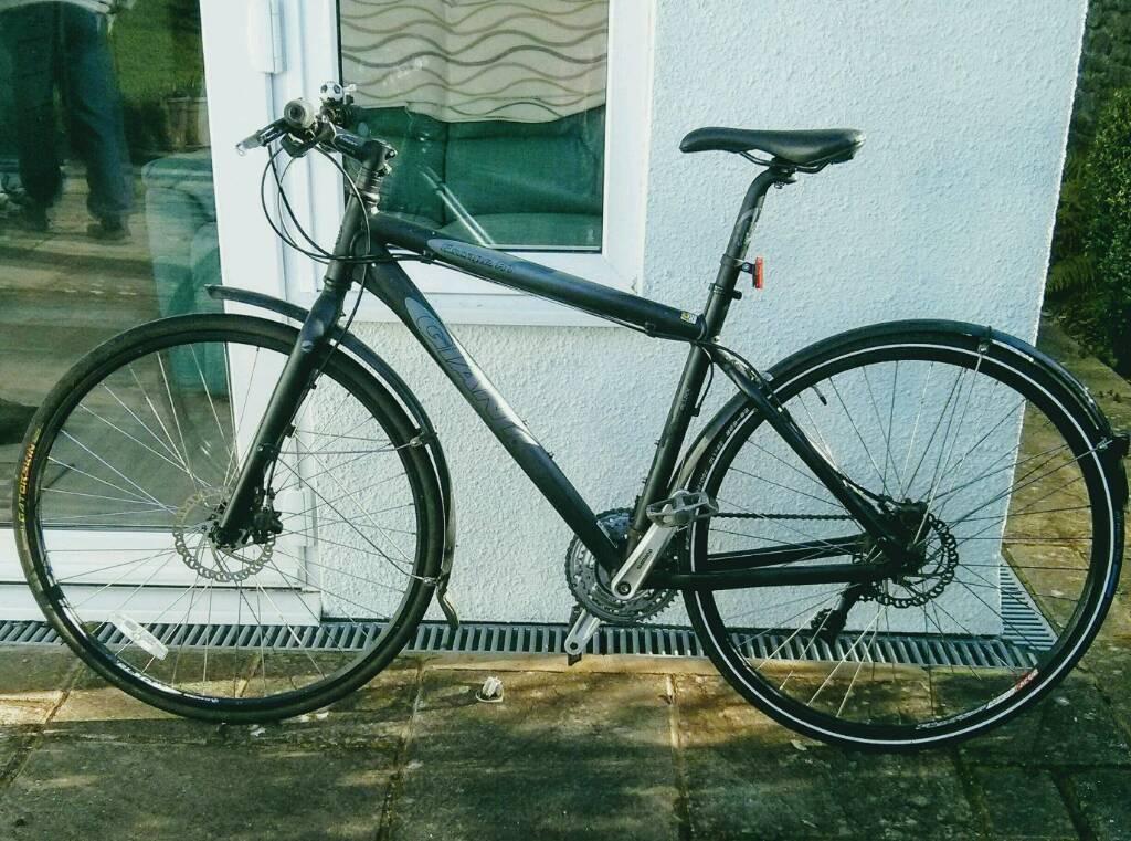 Men's hybrid bike Giant R1 Escape | in Penarth, Vale of Glamorgan | Gumtree