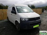 Vw Transporter T5.1 2.0tdi 4motion PARTS ***BREAKING ONLY SPARES JM AUTOSPARES