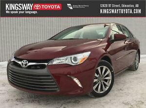 2016 Toyota Camry XLE - LOADED! BLOWOUT PRICE!