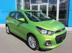 2016 Chevrolet Spark 1LT CVT | LCD Viewing Screen | Almost Brand