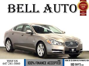 2011 Jaguar XF LUXURY PKG 99KMS! NAVIGATION  LEATHER SUNROOF