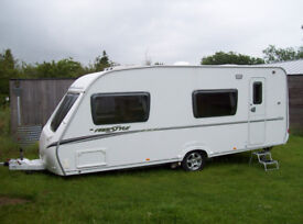2007 Abbey freestyle 560 - vogue 540