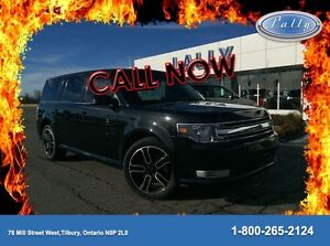2014 Ford Flex SELLeather, Moonroof, Navigation!