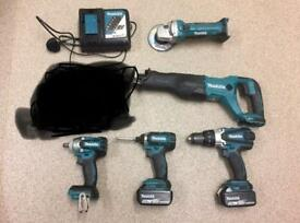 Makita set like new