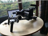 Tilta Armed Camera Rig PLUS lots of accessories (follow focus, matte box, etc.)